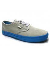 DVS Rico CT - Grey Pig Suede - Skateboard Shoes