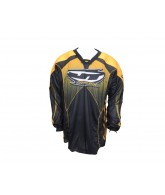 JT 2008 08 Team Series Paintball Jersey - Yellow