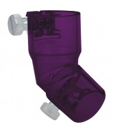 Kingman Spyder 45 Degree Elbow - Purple