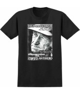 Anti-Hero S/S Old & Tired - Black - T-Shirt