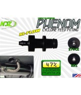 New Designz Hi-Flow Cyclone Air Fitting for Phenom