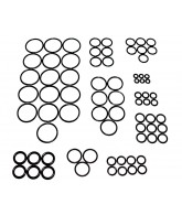 ANS Complete O-Ring Kit 3x Rebuild (Bag) - Tippmann 98