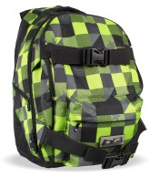 Planet Eclipse 2013 Gravel Backpack - Plaid Lime