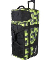 Planet Eclipse 2013 Classic Kitbag - Plaid Lime