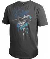 Planet Eclipse Men's Guardian T-Shirt - Charcoal