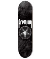 Premium Skateboards Pentagram - 7.75 - Skateboard Deck