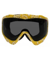 JT Spectra EPS Sic Series Goggle Frame With Lens - Yellow Bandana