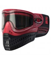 Empire E-Flex Paintball Mask - Red