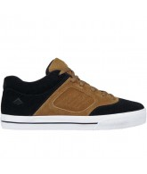 Emerica Reynolds 3 - Kid's Shoes Black / Bronze