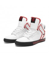 Supra Vaider - Men's Shoes White TUF