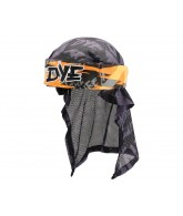 2012 Dye Head Wrap - Tiger Orange