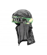 2012 Dye Head Wrap - Tiger Lime