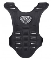 NXe Paintball Chest & Back Protector - Black