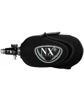 NXE 2009 Elevation Series Tank Cover - Large - Jet Black