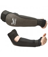 2011 Valken Paintball Impact Elbow Pads - Black
