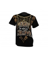 Tapout T-Shirt Foundation - Black