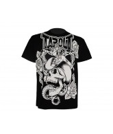Tapout T-Shirt Rattled - Black