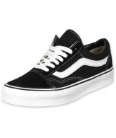 Vans Old Skool - Men's Shoes Black / White