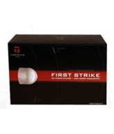 Tiberius Arms First Strike Paintballs 100 Count - White Fill