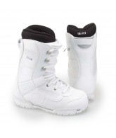 Vans Mantra 2011 - Women's White / Grey Snowboard Boots