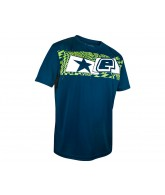 Planet Eclipse Men's 2013 Illusion T-Shirt - Blue/Green