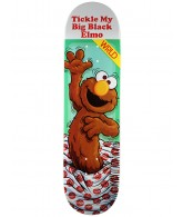 World Industries Black Elmo LTD - 8.25 - Skateboard Deck