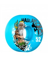 Bones STF Pro Haslam Poseidon - 52mm - Blue - Skateboard Wheels