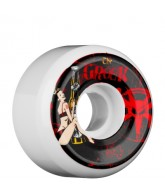 "Bones Skate Park Formula Jimmy ""The Greek"" Pin-Up - 54mm - Skateboard Wheels"