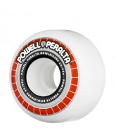 Powell Peralta Bowlriders - 60mm - White - Skateboard Wheels