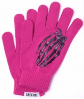 Grenade Crypt 2011 - Pink - Men's Gloves
